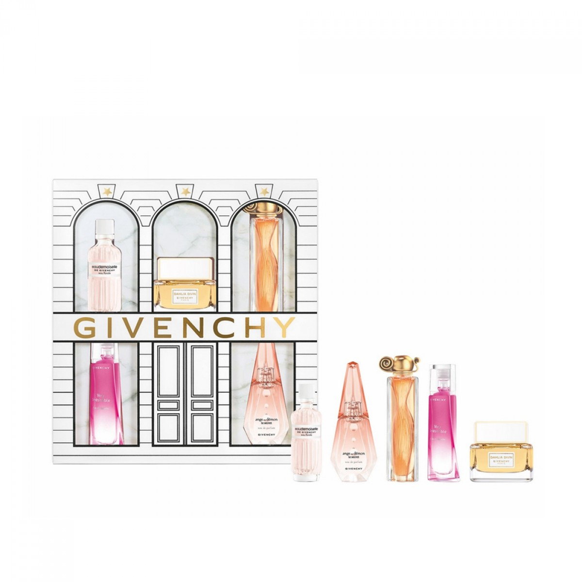 Givenchy Coffret Collection Mini