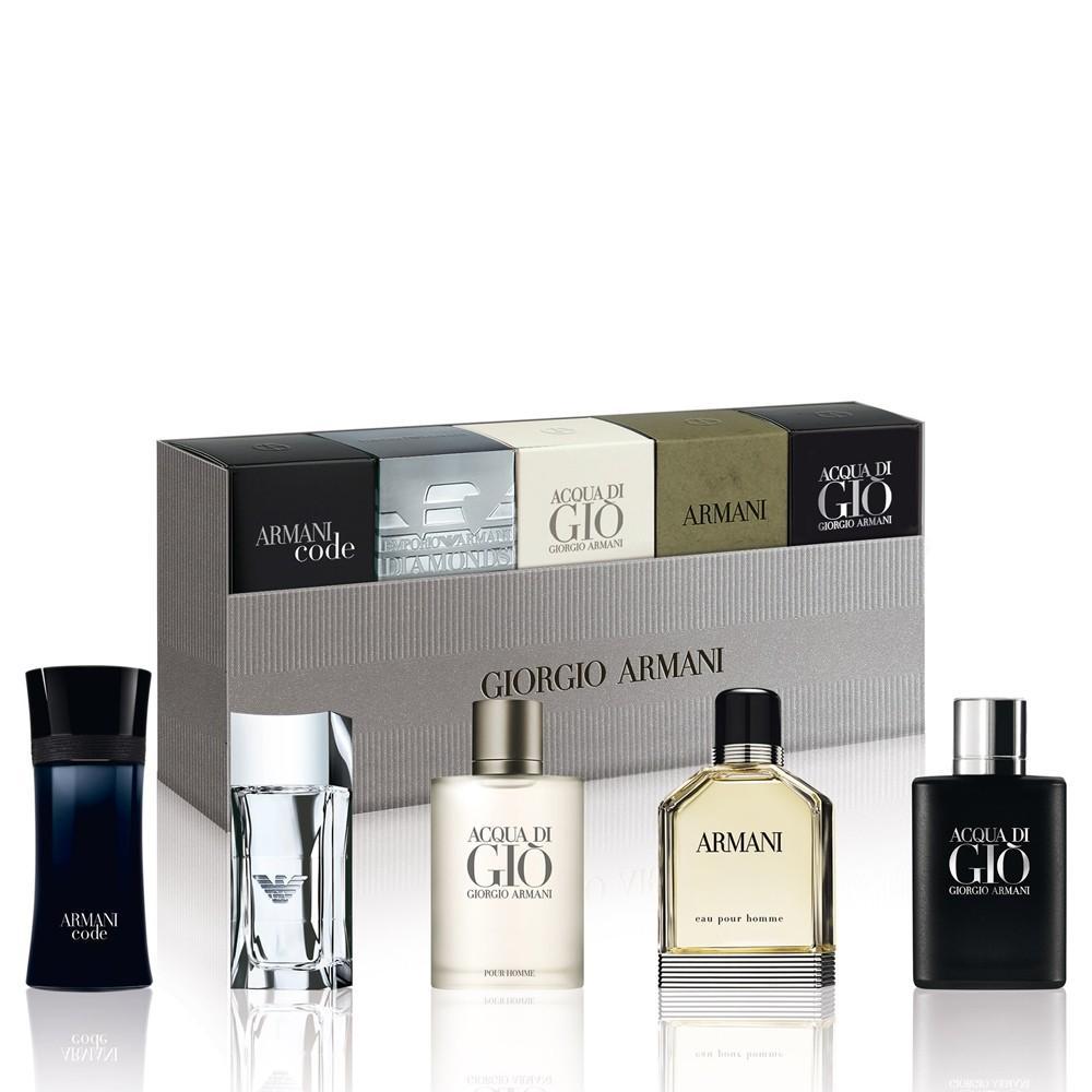 Men Miniatures Set (Travel Exclusive). précédent. suivant. Armani f376a4be2f08