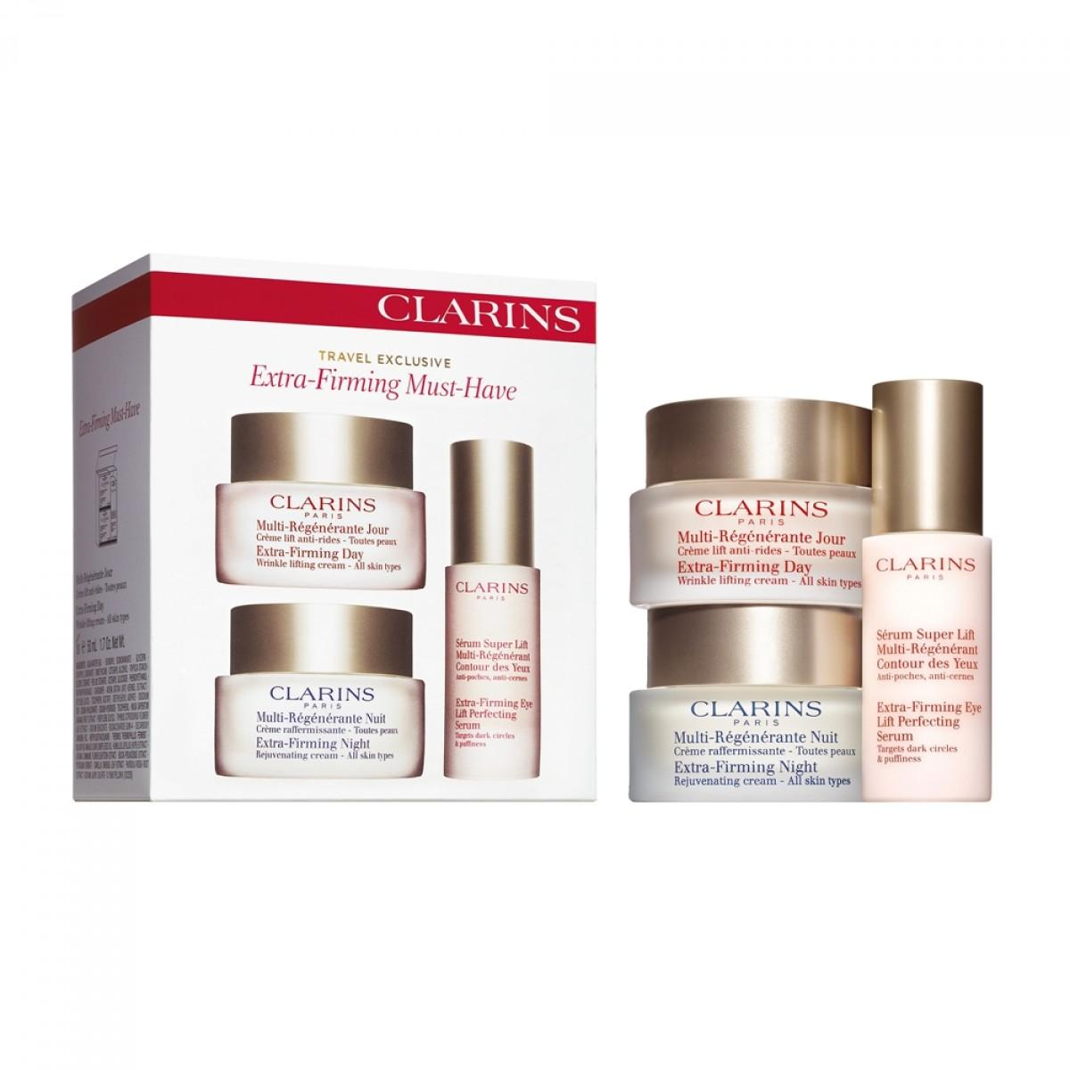 Extra Firming Must Have Aelia Duty Free Clarins Day Cream 15ml Night Prcdent Suivant