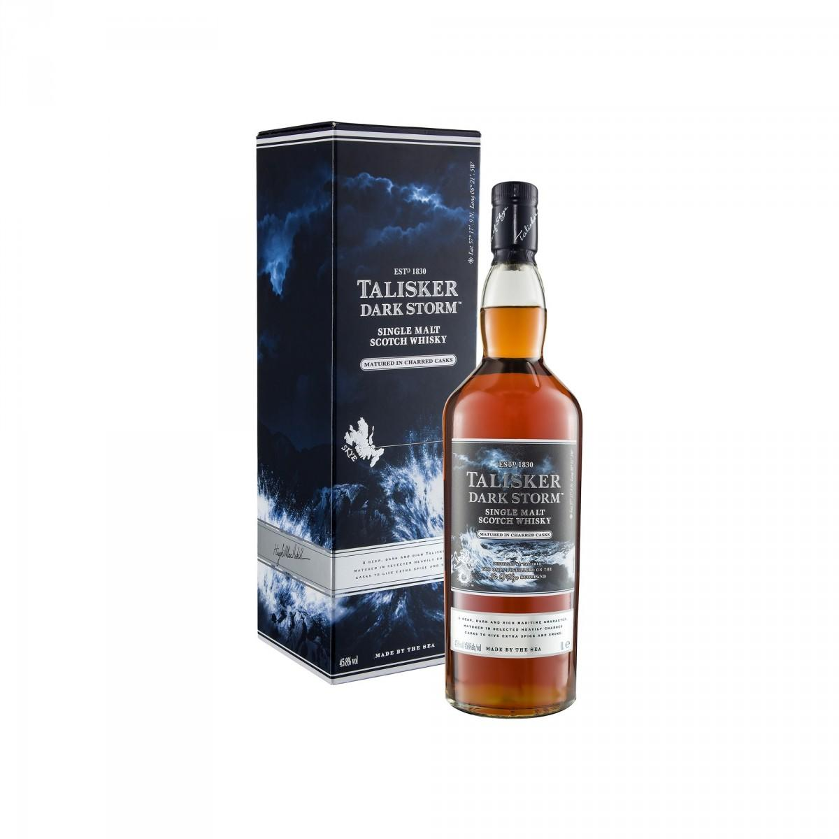 63572420f Talisker Dark Storm Single Malt Scotch Wisky - Aelia Duty Free